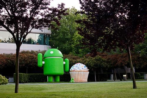 Android //Foto Flickr/ ToastyKen