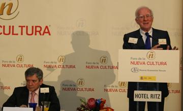 Eduardo Bautista, SGAE // Foto ForoNuevaEconomia