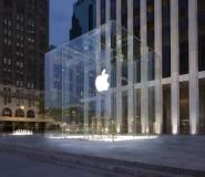 Recuerdos espontáneos se han repetido en las tiendas de Apple de todo el mundo