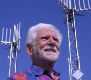 Cooper recibió el Príncipe de Asturias de Investigación Científica y Técnica en 2009 (Imagen: Twitter @MartyMobile)