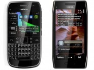 Los Nokia E6 y X7 son los nuevos smartphones de la marca con Symbian