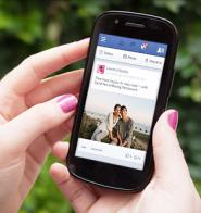Facebook cree que en el futuro la mayor parte de sus usuarios se conectará desde dispositivos móviles