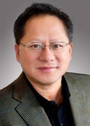 Jen-Hsun Huang, presidente y CEO de Nvidia