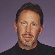 Larry Ellison, de 70 años, ha sido el único CEO que ha tenido Oracle desde que la fundara en 1977