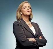 Meg Whitman, CEO de HP
