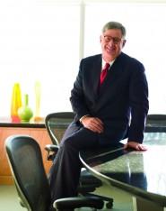 Palmisano se convirtió en director ejecutivo de IBM en 2002 y en presidente de la Junta en 2003