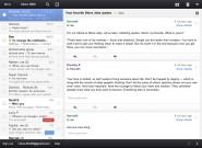 El primer intento de Google contenía fallos en el sistema de notificaciones