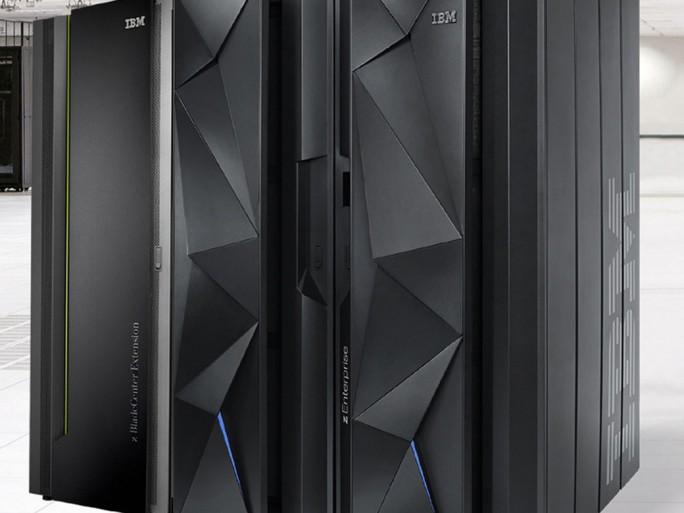 ibm mainframe zenterprise EC12