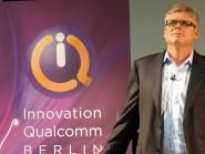 Steve Mollenkopf, presidente y director de operaciones de Qualcomm