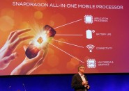 snapdragon Qualcomm IQ 2012