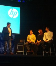 evento HP intel