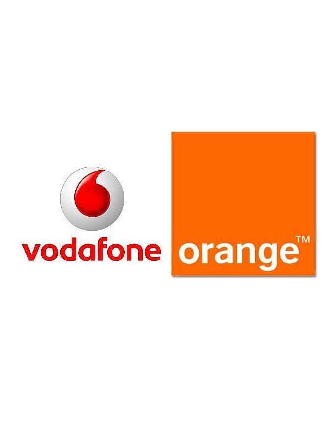 Orange and vodafone
