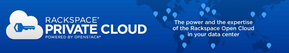 rackspace private cloud