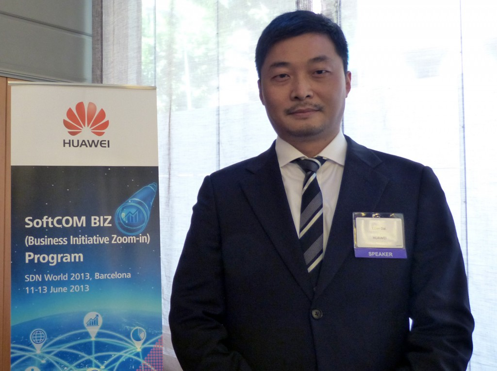 Libin Dai, Director of Solution Marketing de Huawei Technologies