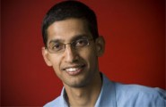 Sundar Pichai, vicepresidente sénior de Android, Chrome y Aplicaciones