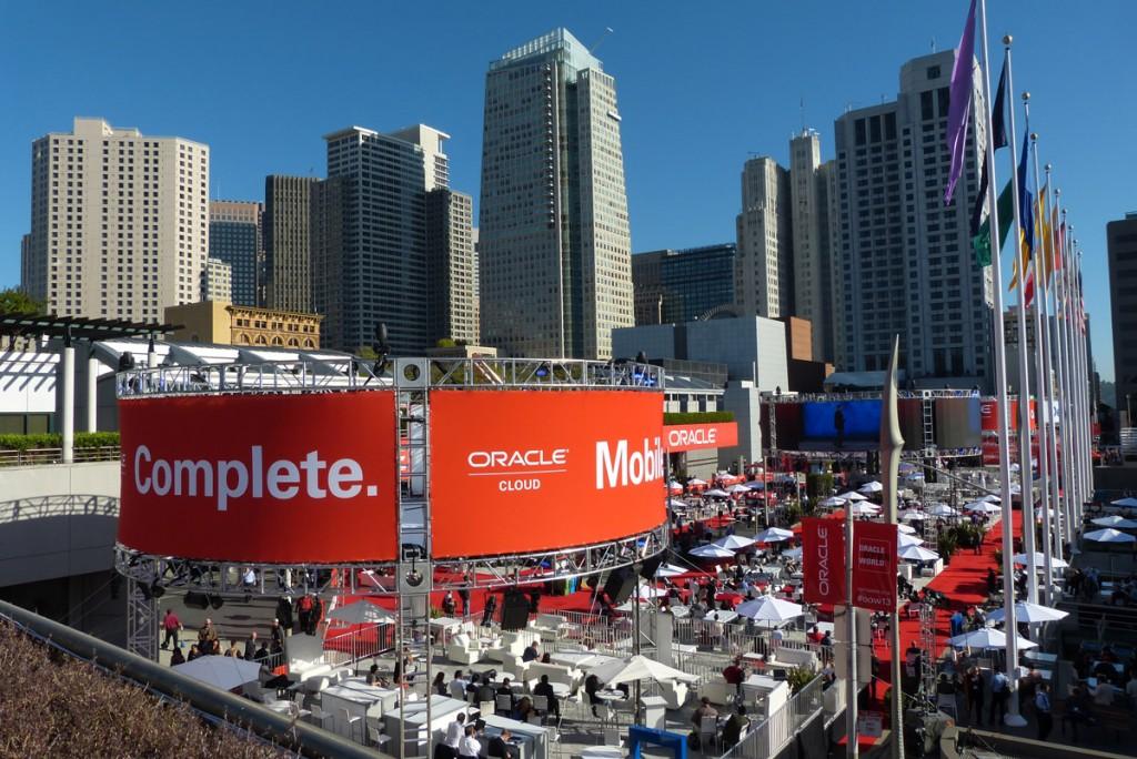 El Moscone Center de San Francisco reune este año a más de 60.000 profesionales