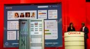 Demostración de Oracle Cloud durante el OpenWorld 2013