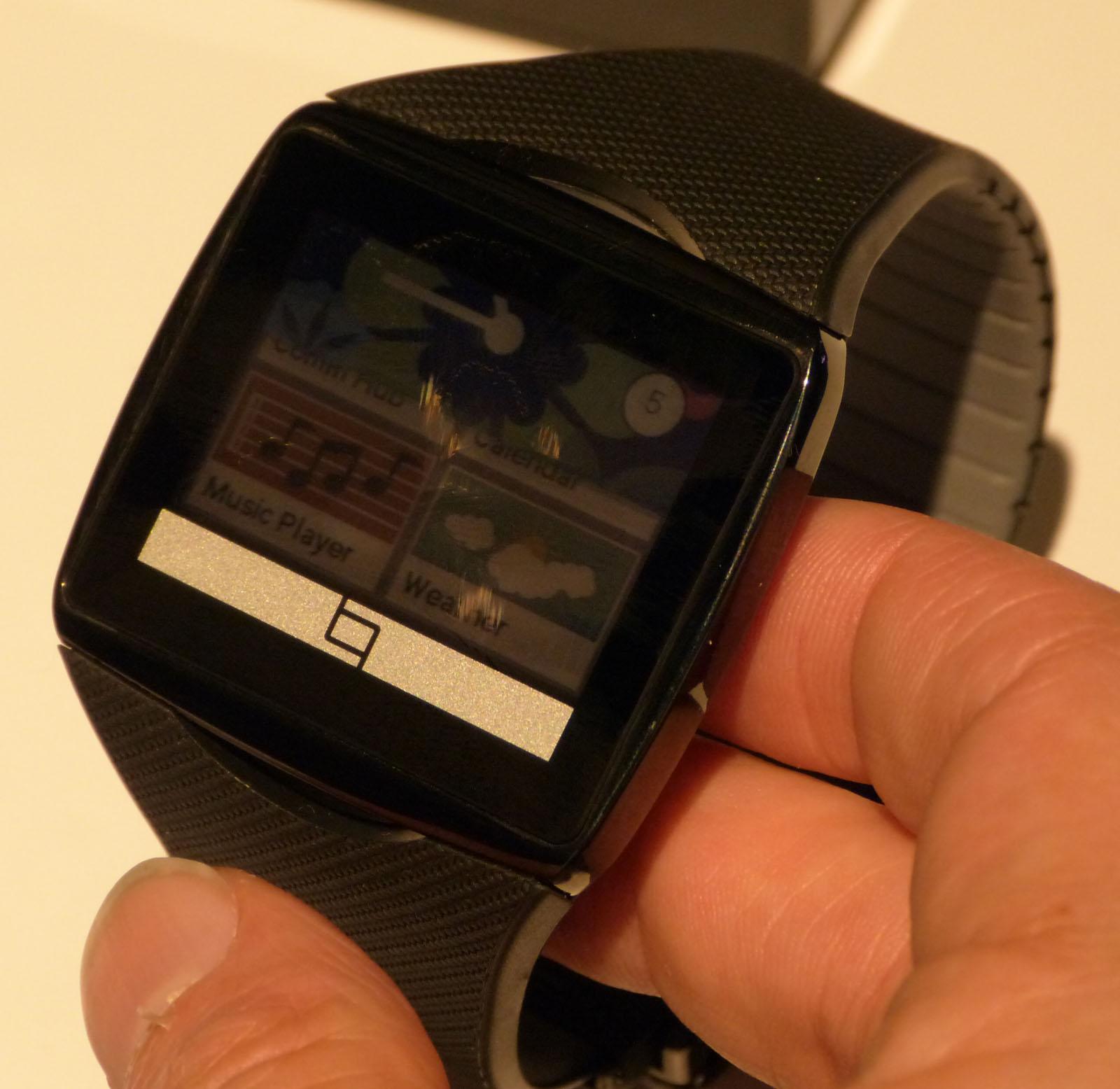 Qualcomm Toq, el nuevo smartwatch de la compañia