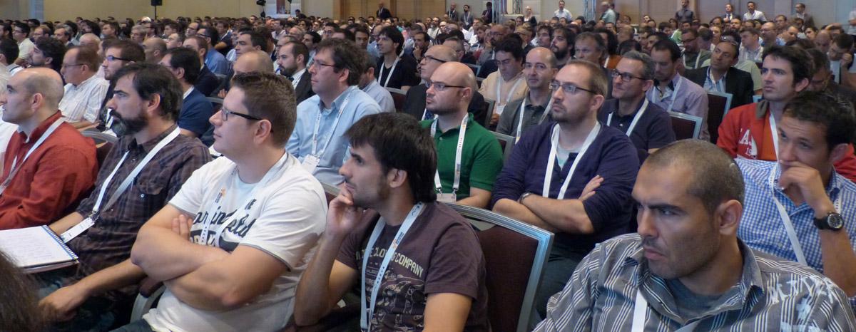 El congreso AWS Summit 2013 reunió en Barcelona a cientos de profesionales interesados en esta plataforma