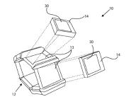 Bocetos de la patente de Nokia