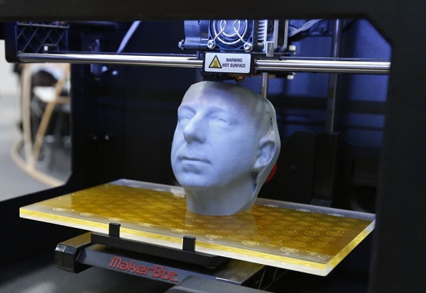 impresión tridimensional
