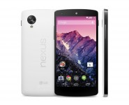 Nexus 5 - trio - white