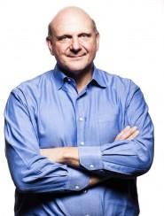 Steve Ballmer, CEO de Microsoft, dejará el cargo este año (Imagen por cortesía de Microsoft - www.microsoft.com)