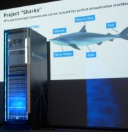 """El denominado Project """"Sharks"""" se ha materializado en los sistemas HP ConvergedSystems"""