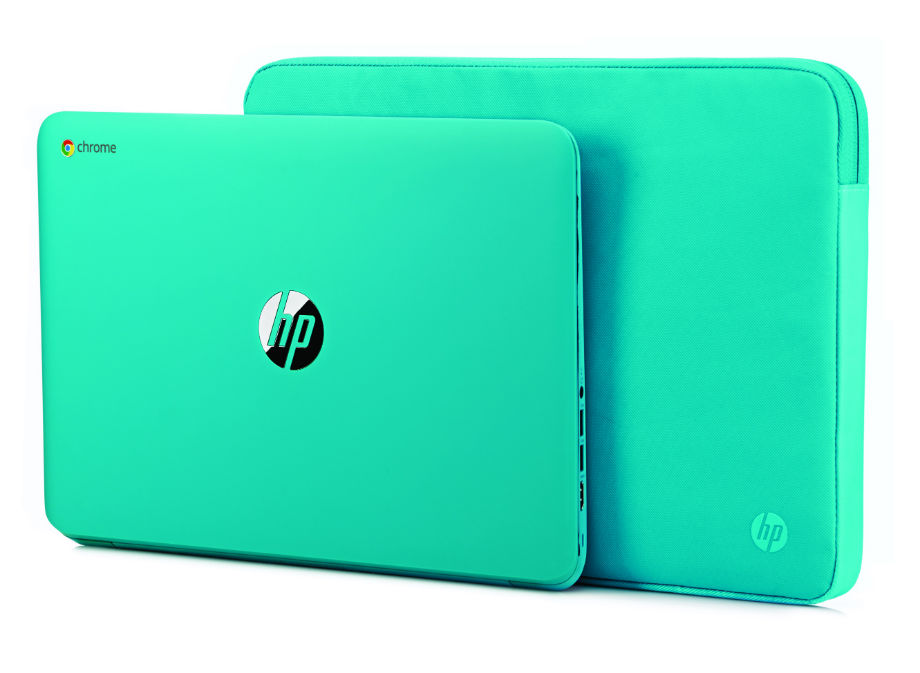 HP ChromeBook 14 - Azul