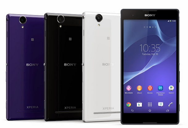 Sony-xperia-T2-ultra-PHABLET