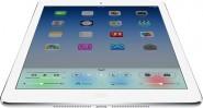 El iPad Air (Imagen por cortesía de Apple - www.apple.com)
