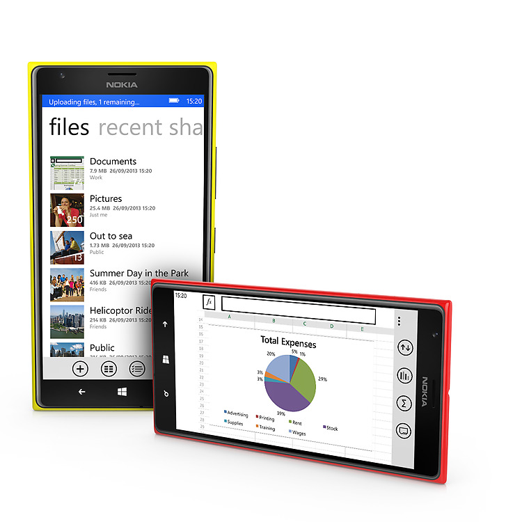 Nokia-Lumia-1520-with-Microsoft-Office