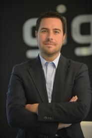 Diego Cabezudo, CEO y confundador de Gigas