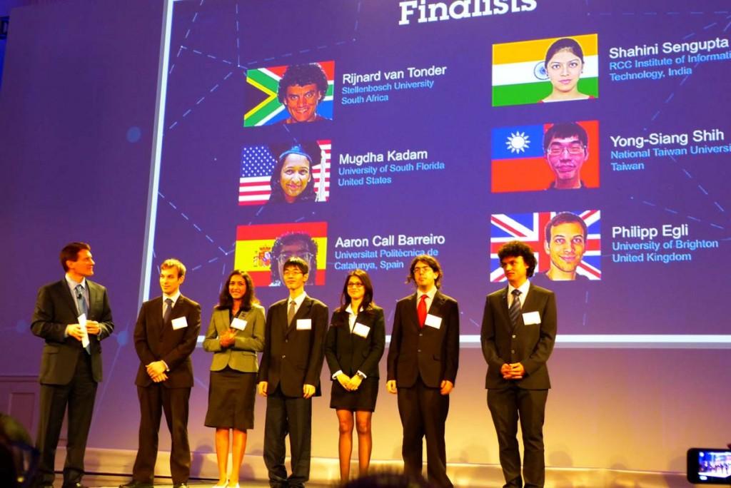 Un español entre los finalistas de la competición para estudiantes Master the Mainframe