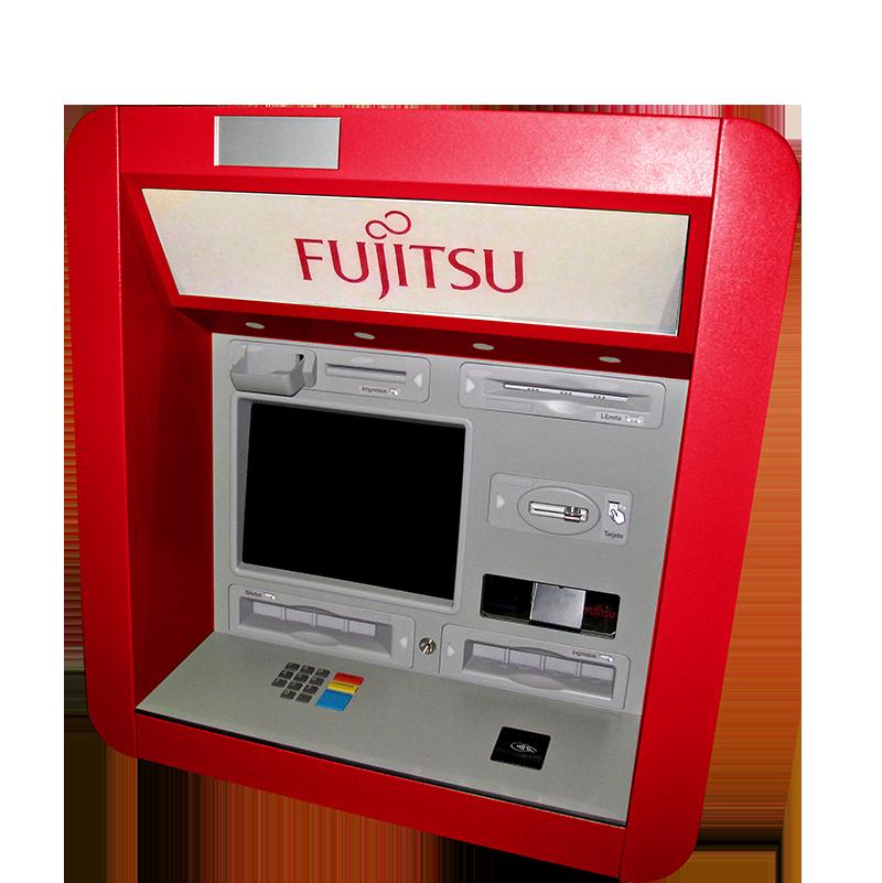 Nuevo cajero inteligente de fujitsu for Cuanto se puede sacar de un cajero
