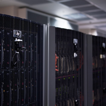 HP data center