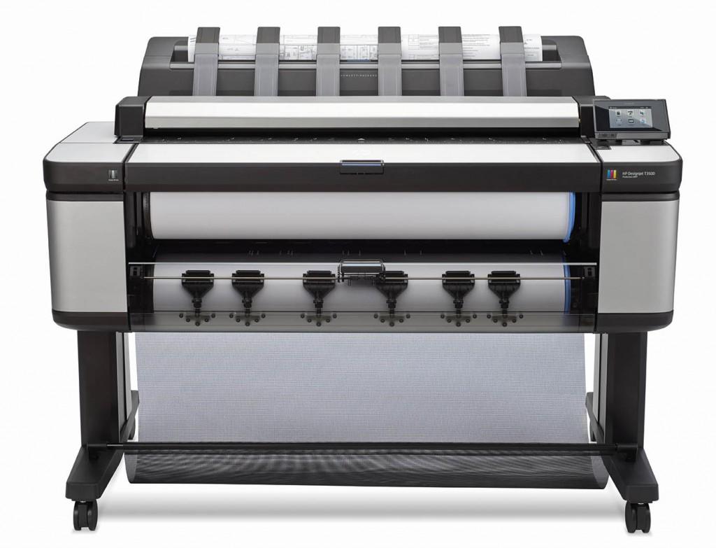 El modelo HP Designjet T3500 eMFP