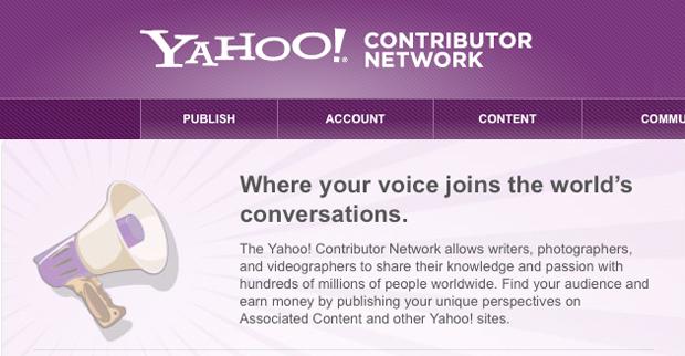 yahoo-contributor-network