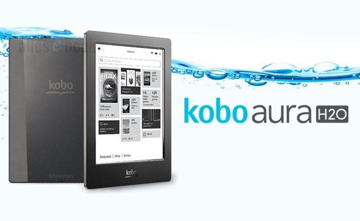 Waterproof-eBook-Reader