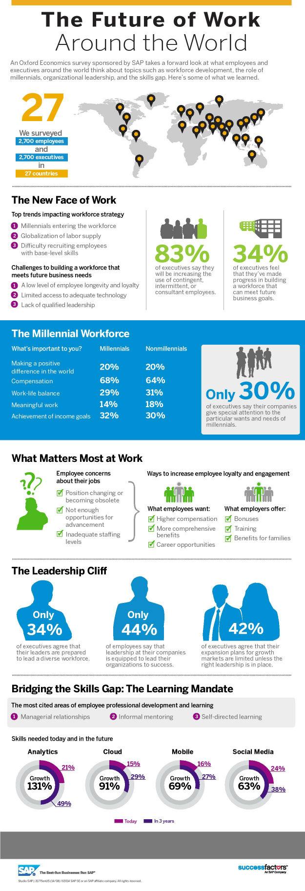 SAP fuerza laboral