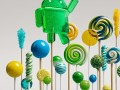 Android lollipops