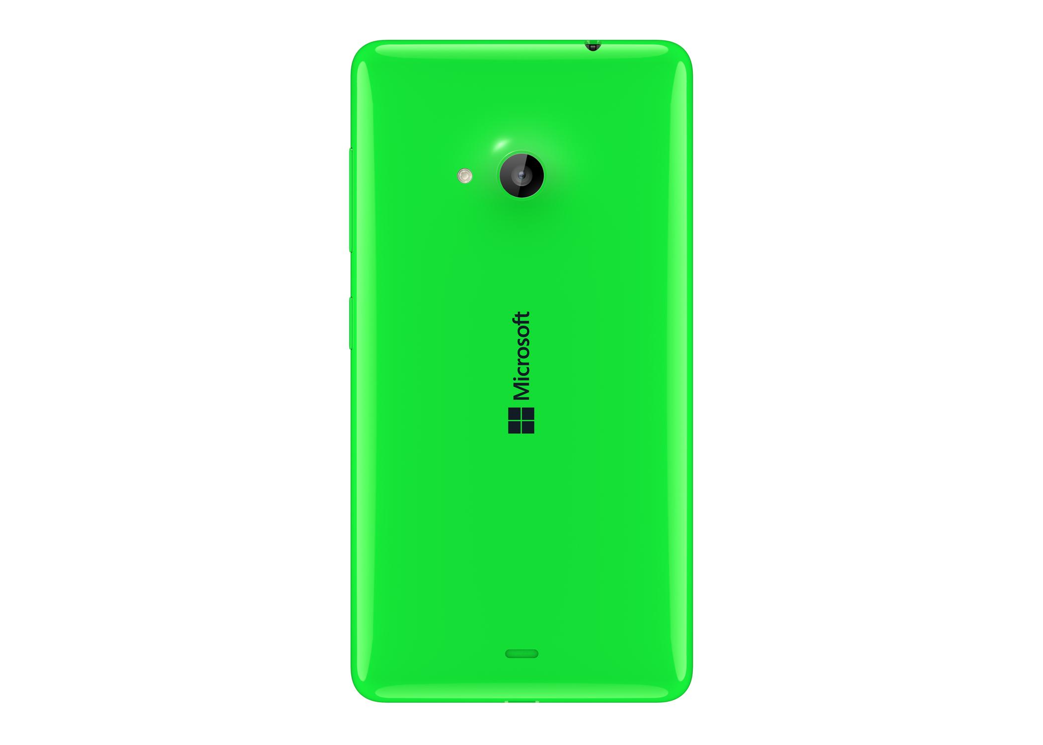 Así es Lumia 535, el primer smartphone de la marca ...