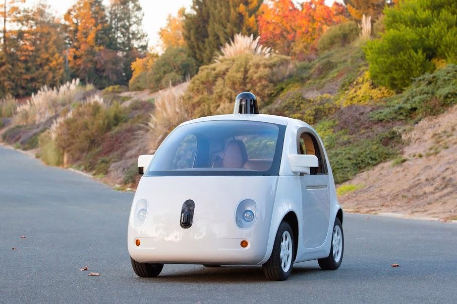 Imagen por cortesía de Google - https://plus.google.com/u/0/+GoogleSelfDrivingCars/