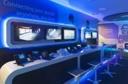 Una de las áreas del recién inaugurado centro de innovación de BT para clientes