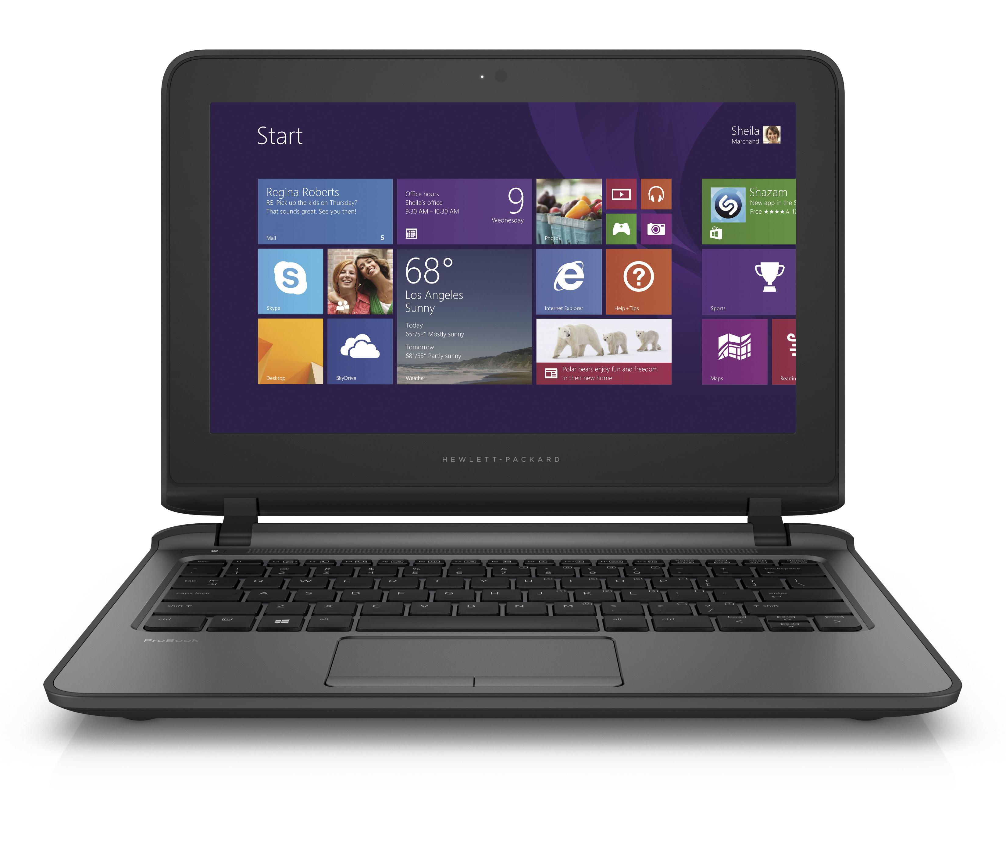 HP ProBook 11 EE_pantalla