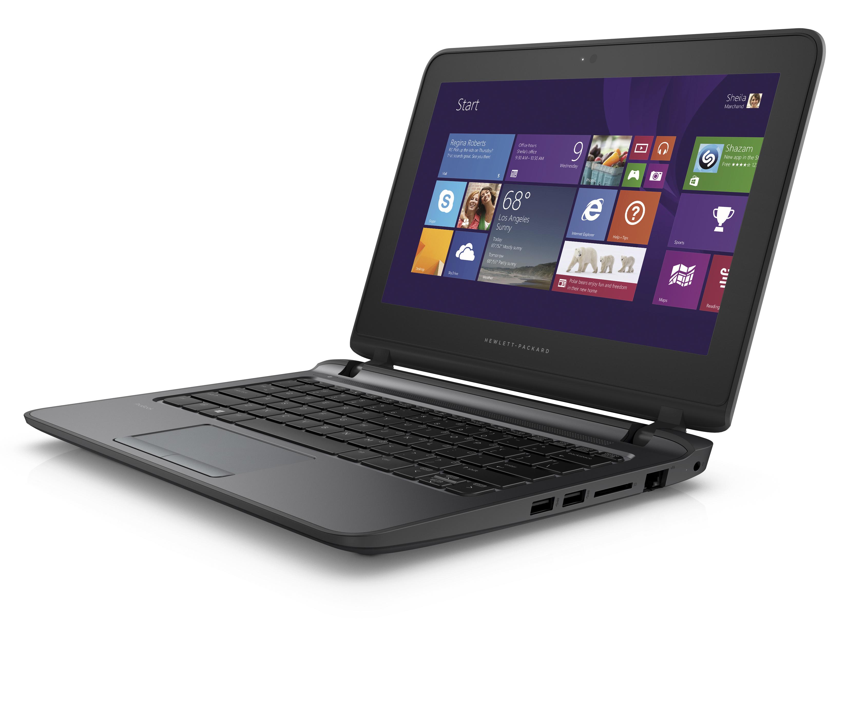 HP ProBook 11 EE_perfil