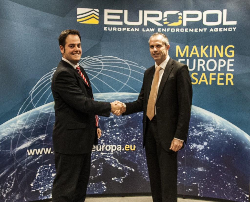 S21sec y Europol