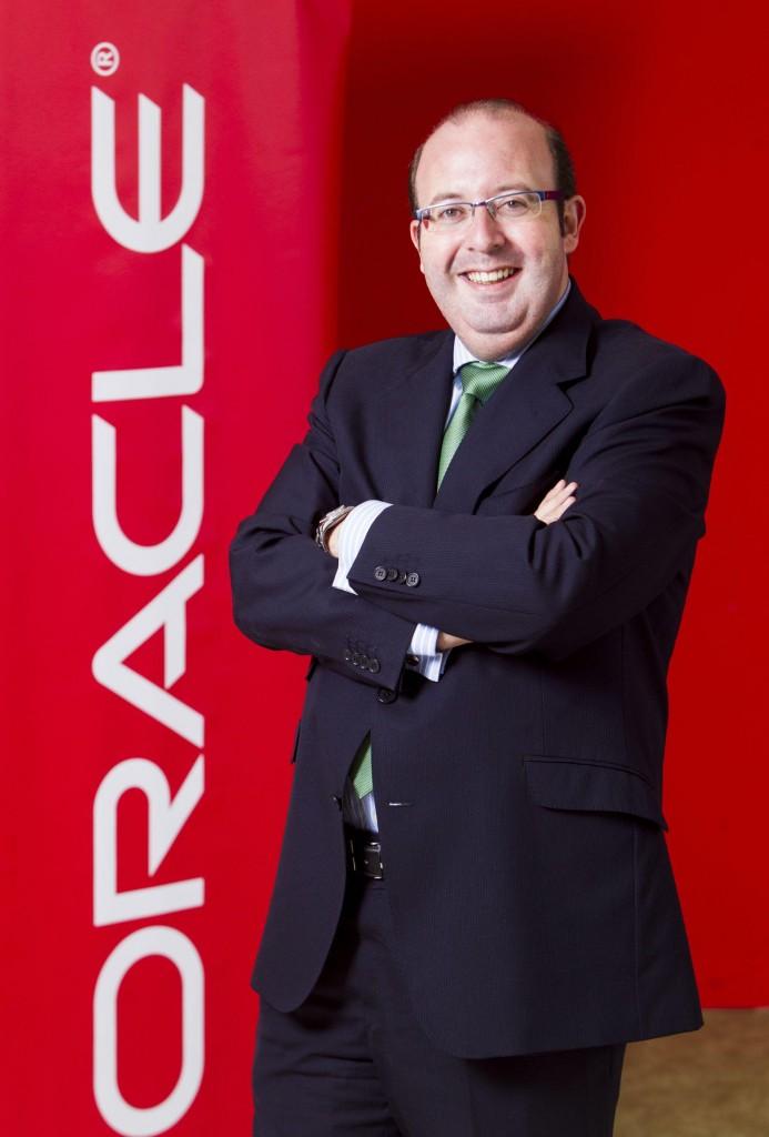 Andrés García-Arroyo, director de Middleware en Oracle Ibérica