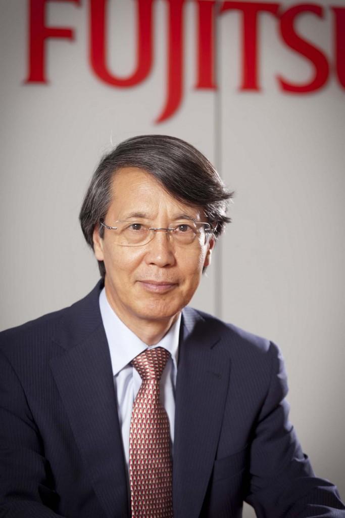 Kunio Suzuki, director de Innovación de Fujitsu