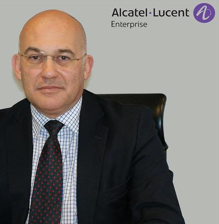 Jean-Clovis Pichon, consejero delegado de Alcatel-Lucent Enterprise España
